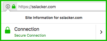 Secure Your Site with SSLacker